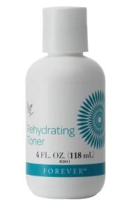 Hidratarea tenului cu Rehydrating Toner