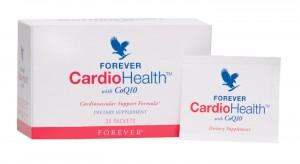 Ai grija de inima ta cu produsul Forever Cardio Health